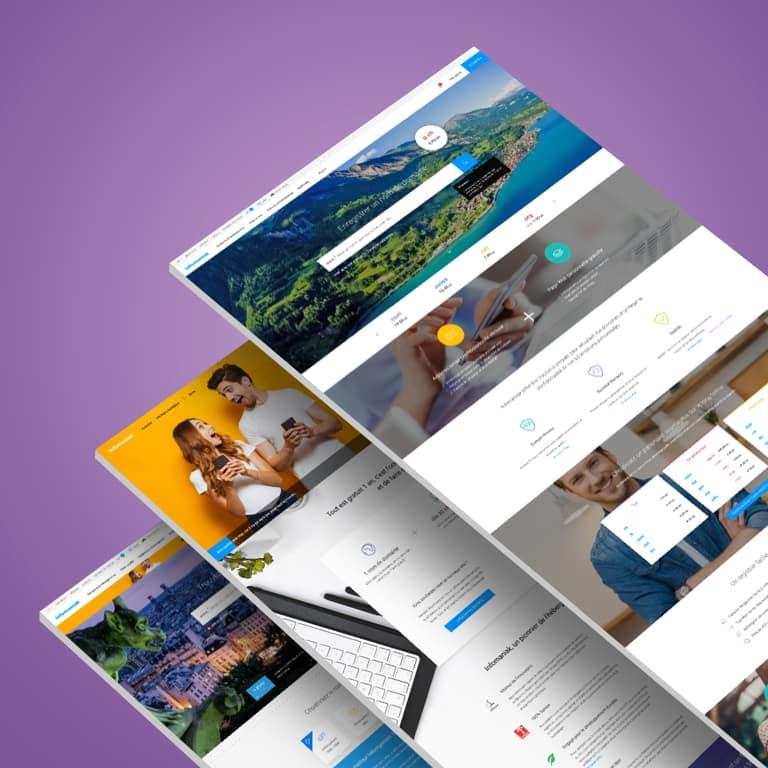Site infomaniak ux designer geneve