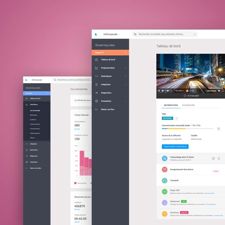 UX Designer - Manager Infomaniak
